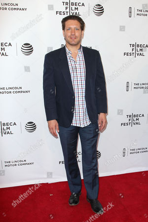 Editorial image of 'Wolves' film premiere, Tribeca Film Festival, New York, America - 15 Apr 2016