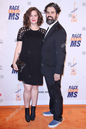 Editorial image of Race to Erase MS Gala, Arrivals, Los Angeles, America - 15 Apr 2016