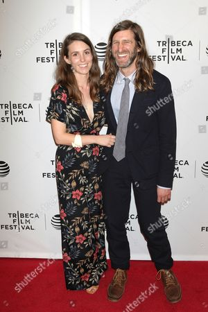 Sophia Takal and Lawrence Michael Levine