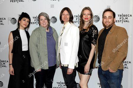Editorial photo of 'Women Who Kill' film premiere, Tribeca Film Festival, New York, America - 15 Apr 2016