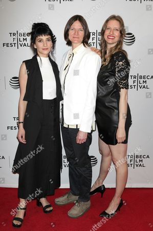 Editorial image of 'Women Who Kill' film premiere, Tribeca Film Festival, New York, America - 15 Apr 2016
