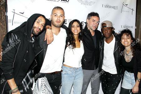Tamer Nafar, Sameh Zakout, Samar Qupty, Lawrence Inglee (Producer)