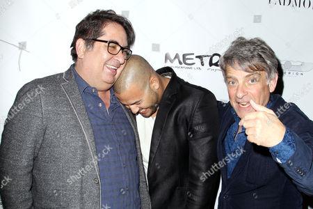 Gideon Tadmor(Producer), Sameh Zakout, Eyal Rimmon(Producer)