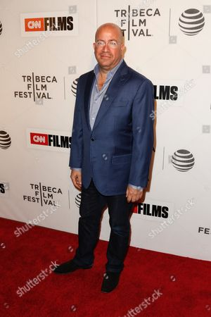 Editorial image of 'Jeremiah Tower: The Last Magnificant' film premiere, Tribeca Film Festival, New York, America - 16 Apr 2016