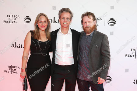 Editorial image of 'The Fixer' film premiere, Tribeca Film Festival, New York, America - 16 Apr 2016