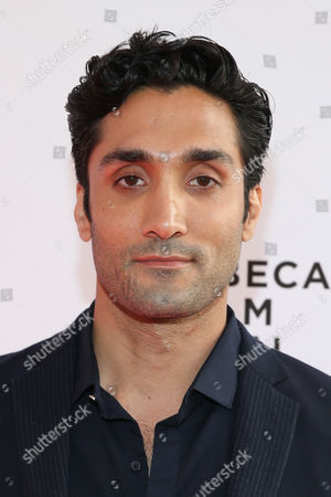 Stock Image of Dominic Rains