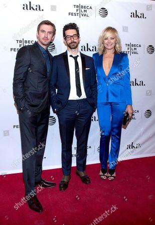 Editorial photo of 'The Ticket' film premiere, Tribeca Film Festival, New York, America - 16 Apr 2016