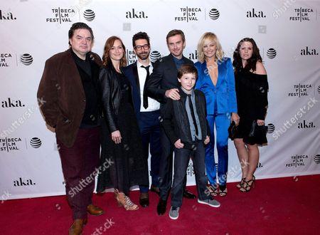 Editorial image of 'The Ticket' film premiere, Tribeca Film Festival, New York, America - 16 Apr 2016