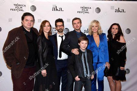 Editorial picture of 'The Ticket' film premiere, Tribeca Film Festival, New York, America - 16 Apr 2016