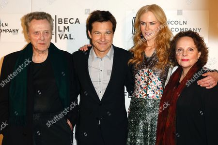 Christopher Walken, Jason Bateman, Nicole Kidman, Maryann Plunkett