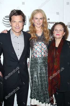 Jason Bateman, Nicole Kidman and Maryann Plunkett