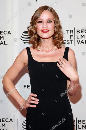 Stock Image of Amy Ferguson