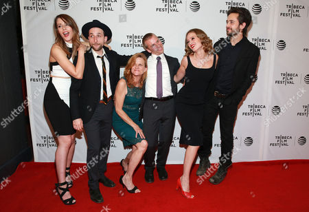 Stock Picture of Amanda Crew, Don Tiefenbach, Dale Dickey, Lou Taylor Pucci, Amy Ferguson, Justin Chatwin