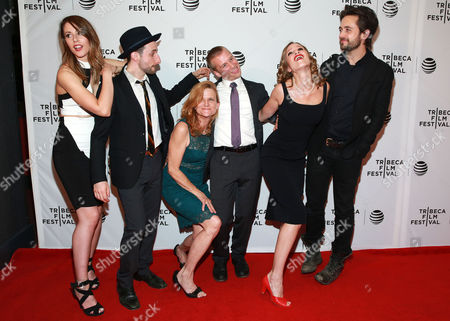 Amanda Crew, Don Tiefenbach, Dale Dickey, Lou Taylor Pucci, Amy Ferguson, Justin Chatwin