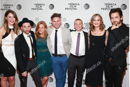 Editorial photo of 'Poor Boy' film premiere, Tribeca Film Festival, New York, America - 17 Apr 2016