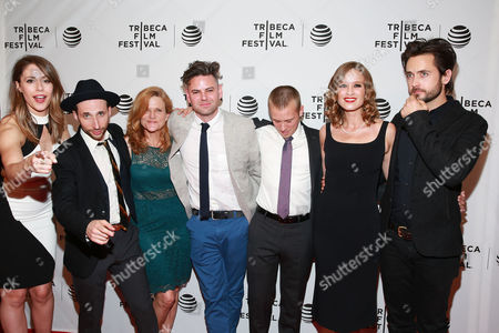 Amanda Crew, Don Tiefenbach, Dale Dickey, Robert Scott Wildes, Lou Taylor Pucci, Amy Ferguson, Justin Chatwin