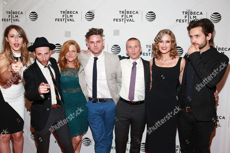 Editorial picture of 'Poor Boy' film premiere, Tribeca Film Festival, New York, America - 17 Apr 2016