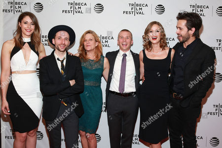 Editorial image of 'Poor Boy' film premiere, Tribeca Film Festival, New York, America - 17 Apr 2016