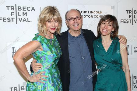 Lauren Versel (Producer), James Lapine (Director) and Katie Must
