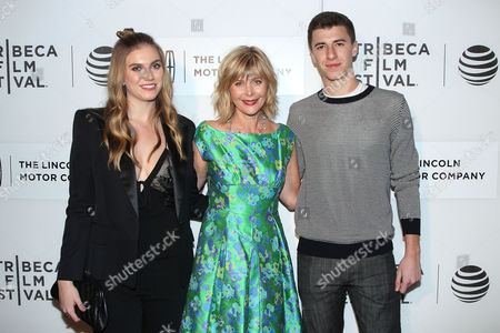Lauren Versel (Producer; Custody) with family