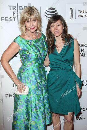 Editorial image of 'Custody' film premiere, Tribeca Film Festival, New York, America - 17 Apr 2016