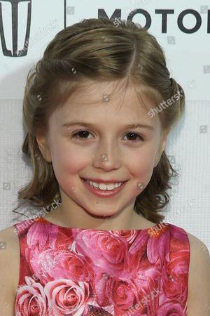 Olivia Gilkison Parrish
