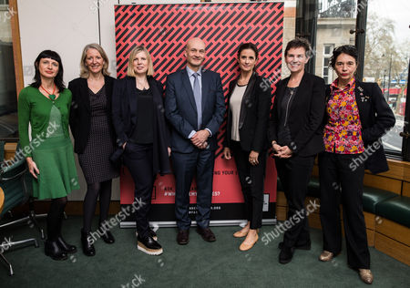 Editorial picture of Fashion Question Time at the Houses of Parliament, London, Britain - 18 Apr 2016