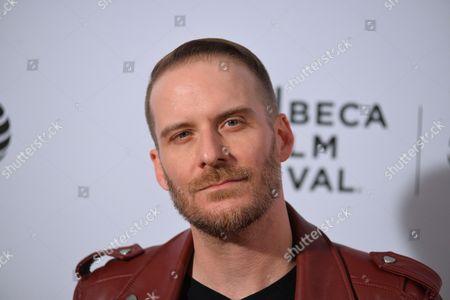 Editorial picture of 'Vincent N Roxxy' film premiere,  Tribeca Film Festival, New York, America - 18 Apr 2016