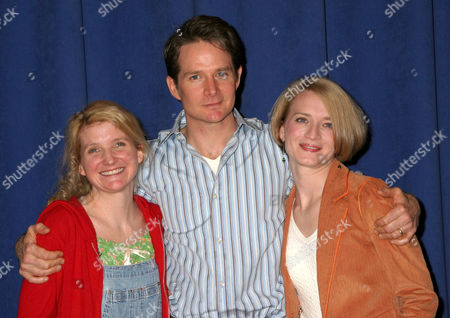 Editorial picture of 'THE PAJAMA GAME' PLAY CAST INTRODUCTION, THE DUKE REHEARSAL STUDIOS, NEW YORK, AMERICA - 07 DEC 2005