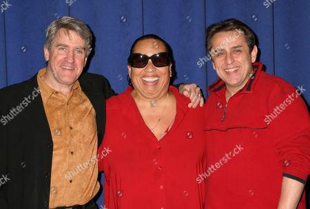 Stock Image of Richard Poe, Roz Ryan and Michael McCormick