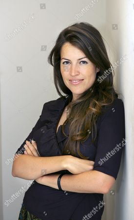 Editorial picture of BEAU BRA FOUNDER GABRIELLE ROSS IN LONDON, BRITAIN - 25 AUG 2005