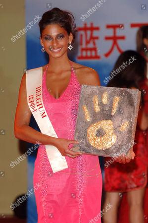 Tatiana Silva Braga Tavares, Miss World Belgium