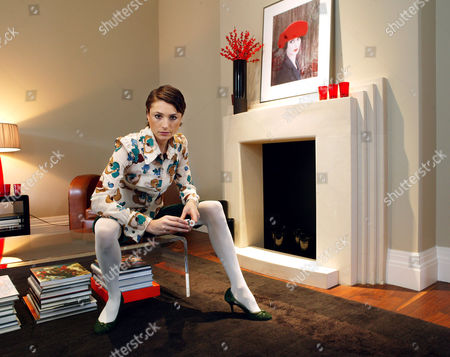 Sara Berman at home