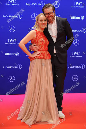 Editorial photo of Laureus World Sports Awards, Berlin, Germany - 18 Apr 2016