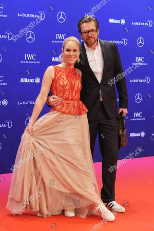 Kathi Worndl and Jens Tiedemann