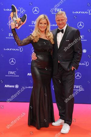 Stefan Bloecher and wife Tina Bloecher
