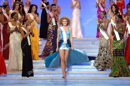 Sofia Bruscoli Miss World Italy