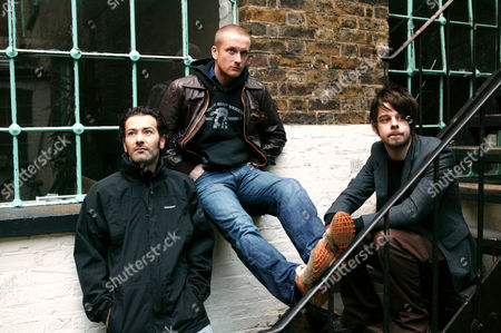Union of Knives - Dave Mclean, Chris Gordon and Craig Grant