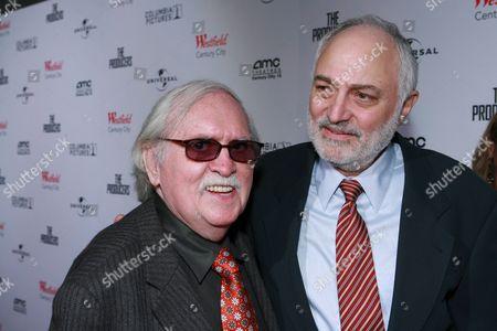 Thomas Meehan and Jonathan Sanger