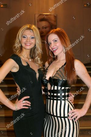 Vanessa Gravina with Phoebe Price