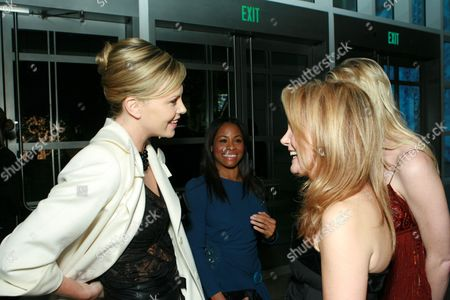 Editorial picture of DIOR 'CHRISTAL' CELEBRATION DINNER, LOS ANGELES, AMERICA - 13 DEC 2005