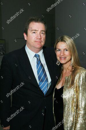 Blaine Lourd and wife Crystal Moffett Lourd