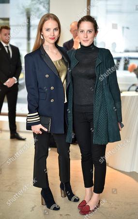 Petra Palumbo and Antonia Jolles