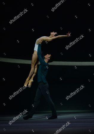Sophie Martin - Odette and Christopher Harrison - Siegfried