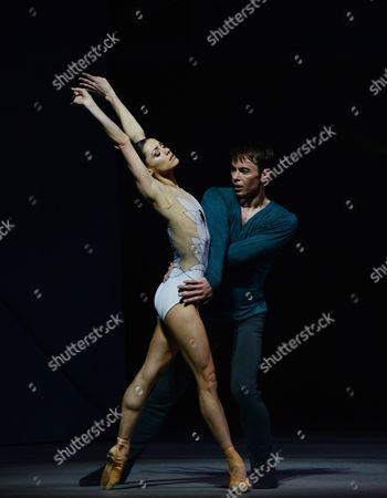 Editorial picture of Scottish Ballet's 'Swan Lake' ballet premiere, Theatre Royal, Glasgow, Scotland, Britain - 19 Apr 2016