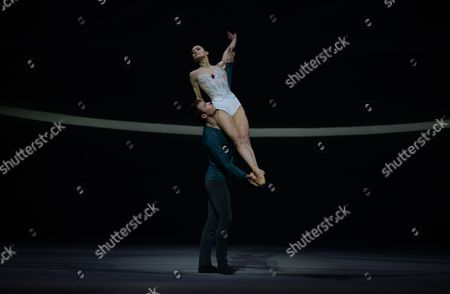 Stock Photo of Sophie Martin - Odette and Christopher Harrison - Siegfried