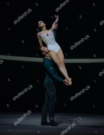 Stock Image of Sophie Martin - Odette and Christopher Harrison - Siegfried