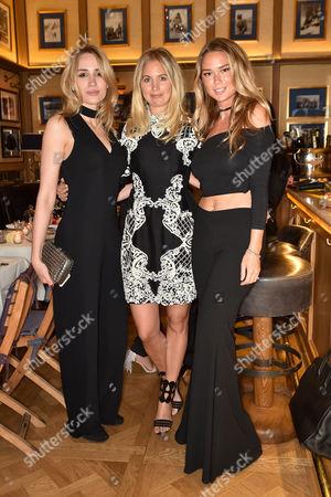 Elisabeth Melnitchenko, Marissa Montgomery and Andrea Hegard