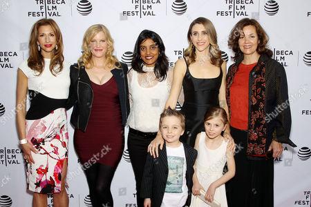 Alysia Reiner, Anna Gunn, Meera Menon (Director), Sarah Megan Thomas, Margaret Colin, Lukas Gilkison-Parrish, Olivia Gilkison Parrish