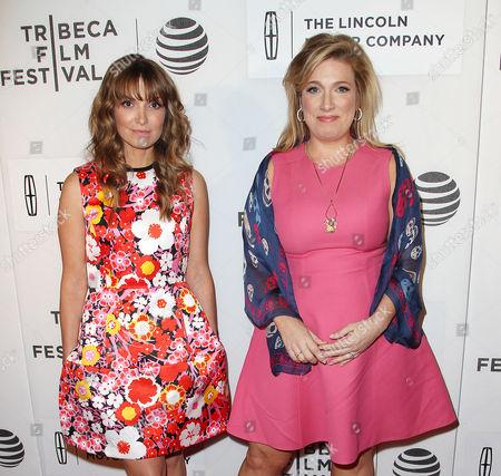 Lorene Scafaria (Director) and Joy Gorman Wettels (Producer)